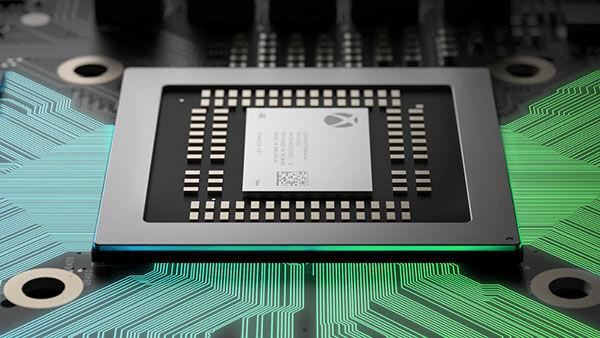 What's inside the Xbox Scorpio.