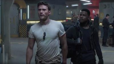 'Pacific Rim: Uprising': Scott Eastwood and John Boyega's Tense Exchange
