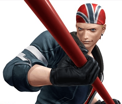 King of Fighters XIV Roster-Billy-kofxiv