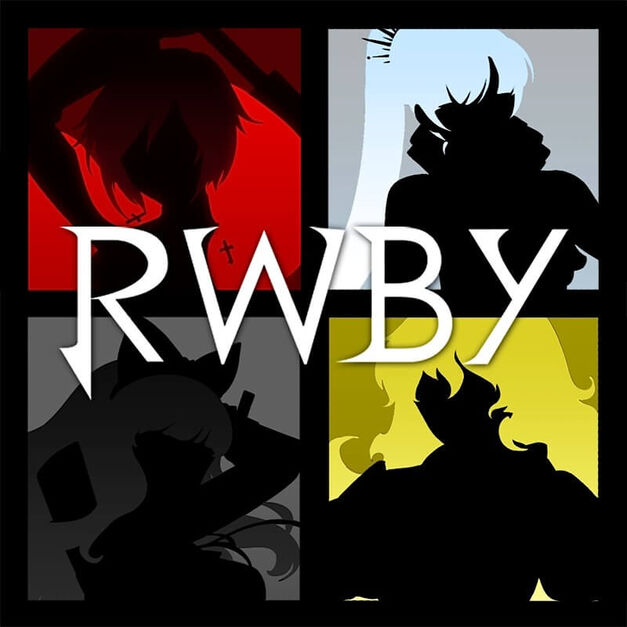 RWBY official logo
