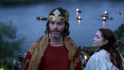 Chris Pine Discusses His Best Kill Scene in 'Outlaw King'