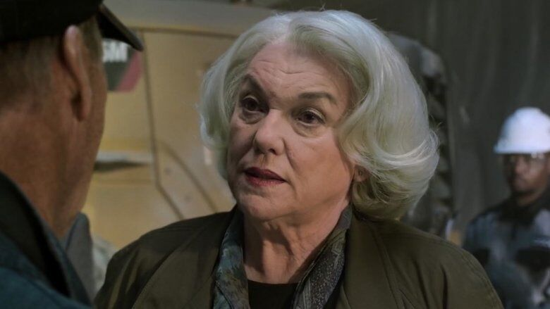 marvel spider-man tyne daly