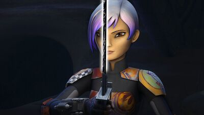 "'Star Wars Rebels' Recap and Reaction: ""Trials of the Darksaber"""