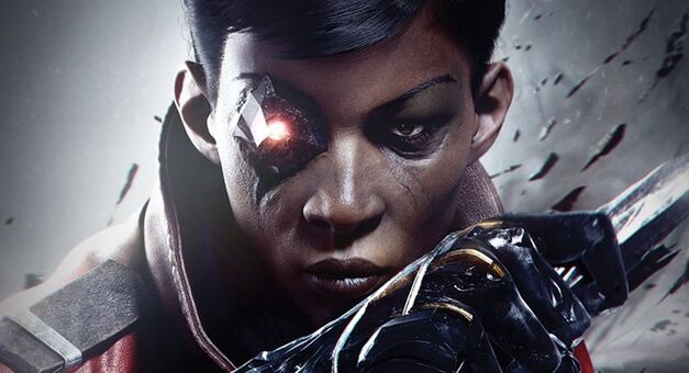 Billie Lurk from Dishonored: Death of the Outsider