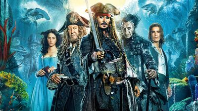 Pirates Are Holding 'Pirates of the Caribbean' Hostage and That's Far Too Ironic