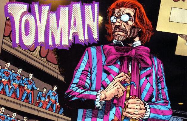 The Terrible Toyman