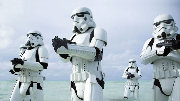 Star Wars Rogue One Imperial Stormtroopers