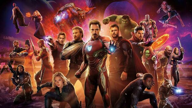 avengers infinity war characters feature