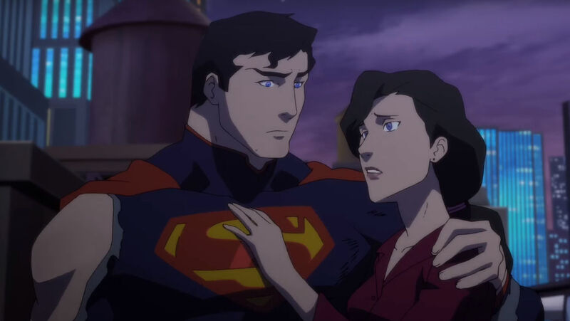 the death of superman 2018 lois lane
