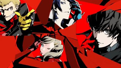 'Persona 5' - Meet the English Voice Cast