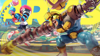 Arms Update 2.0 Adds New Fighter, Deletes Controversial Stage From Ranked Play
