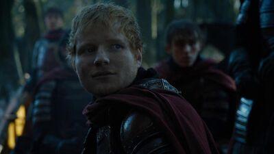 Ed Sheeran Makes Cameo in 'Game of Thrones' Season 7 Premiere