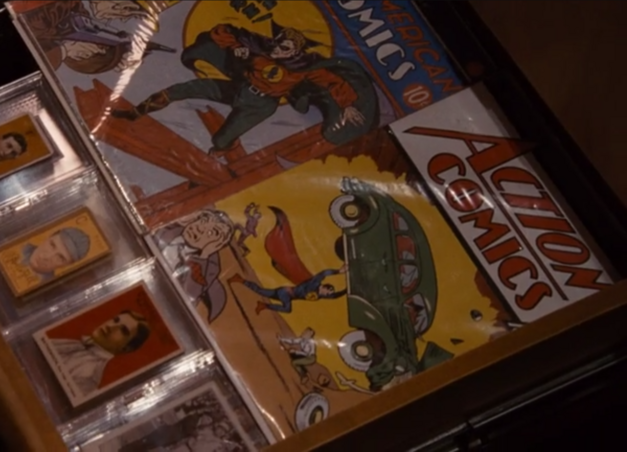 the accountant gavin o'connor comic books