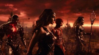'Justice League' Review: Embarrassing For All Involved