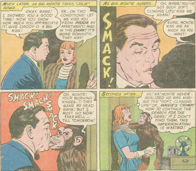 Jimmy Olsen #95 - Miss Jimmy 03