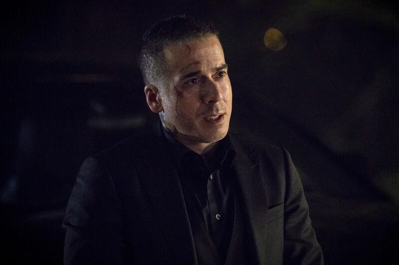 Ricardo Diaz Arrow Season 6 Finale