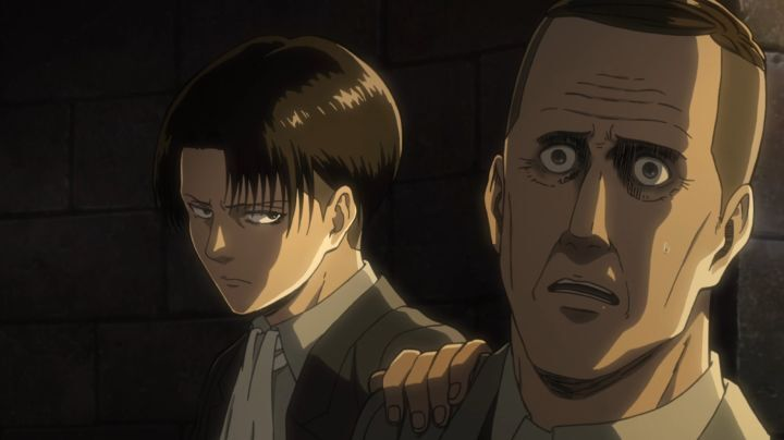 Pastor Nick from Attack on Titan