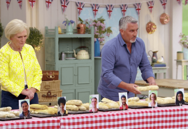 baguettes great british baking show bread