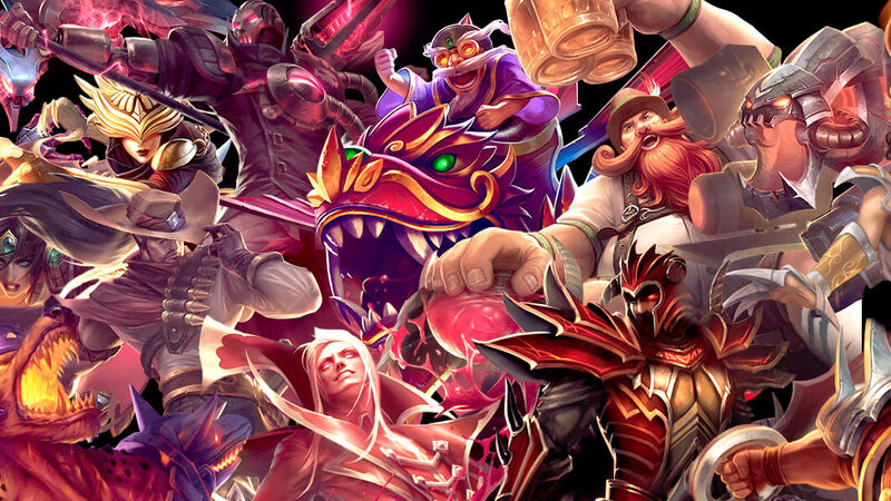 A MOBA Glossary for New Players | Fandom