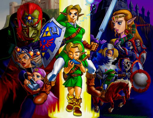 Zelda-Ocarina-of-Time