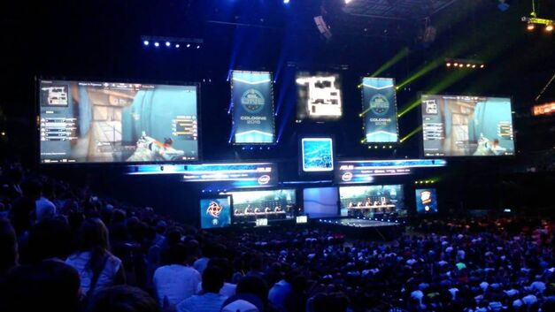 ESL One Cologne Stage