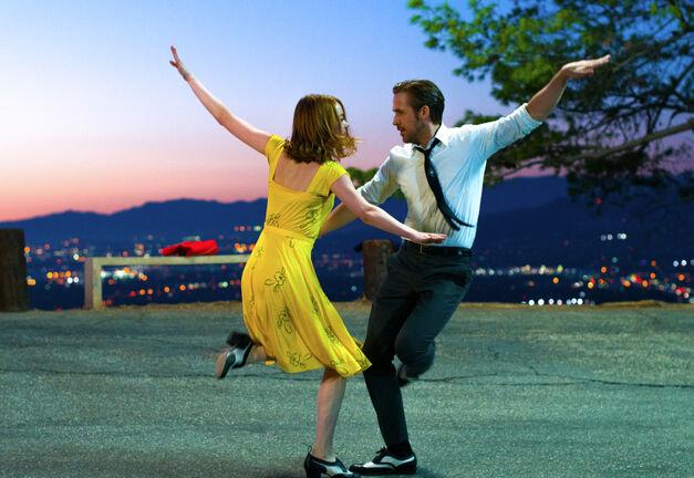 La La Land Oscars