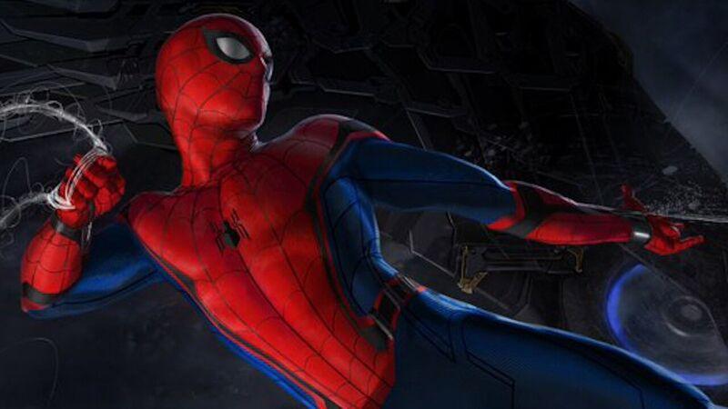 spider-man-homecoming feature hero villain