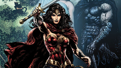 NYCC: Greg Rucka Talks 'Wonder Woman' in DC Rebirth