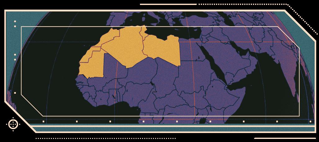 CSGO Mirage Maghreb region