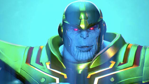 Thanos – Marvel vs Capcom Infinite Roster