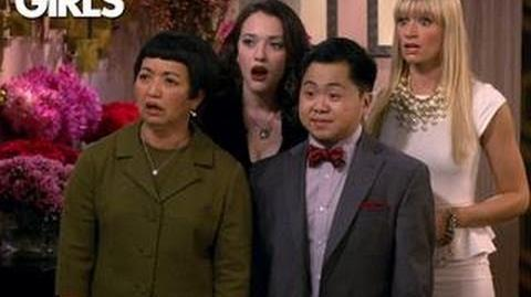 2 Broke Girls - The Piano Playing Whore