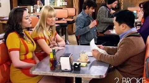 2 Broke Girls - Just Sign It
