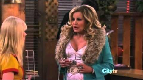 2 Broke Girls - Sophie is cursed? (And the Psychic Shakedown)