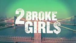 2BrokeGirlsLogo