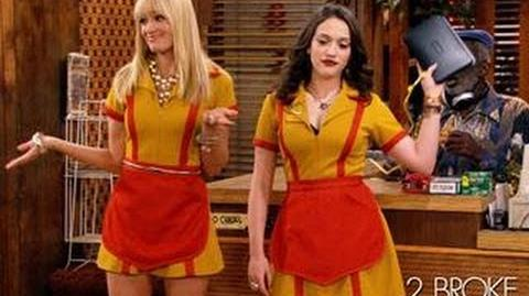 2 Broke Girls - Cookie Warmer