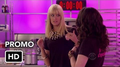 """2 Broke Girls 2x04 Promo """"And The Cupcake War"""" (HD)"""