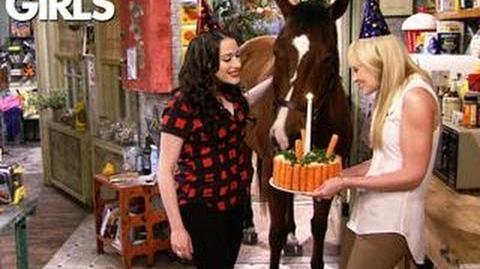 2 Broke Girls - Happy Birthday, Chestnut!