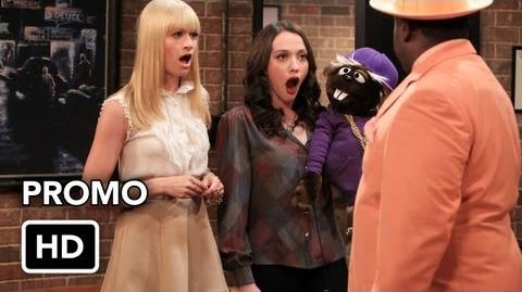 "2 Broke Girls 2x05 Promo ""And the Pre-Approved Credit Card"" (HD)"