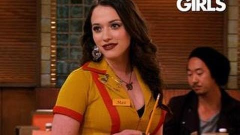 2 Broke Girls - 1st Scene of Season 3