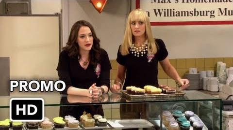 "2 Broke Girls 2x14 Promo ""And Too Little Sleep"" (HD)"