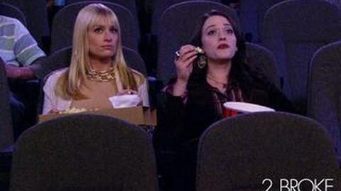 2 Broke Girls - Hard To Watch