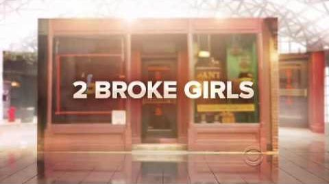 Two Broke Girls 1x09 - And The Really Petty Cash Promo