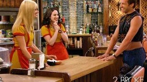 2 Broke Girls - Gymnastics In Public