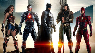 How Major 'Justice League' Post-Credit Scene Sets Up Two Different Movies