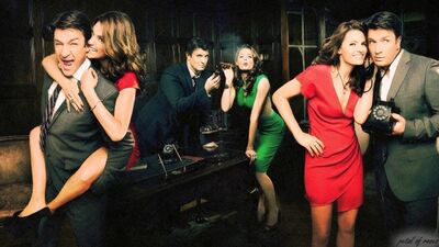 The Life and Death of 'Castle'