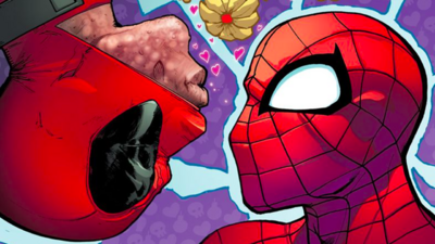 The Top 10 Kisses in the Marvel Universe