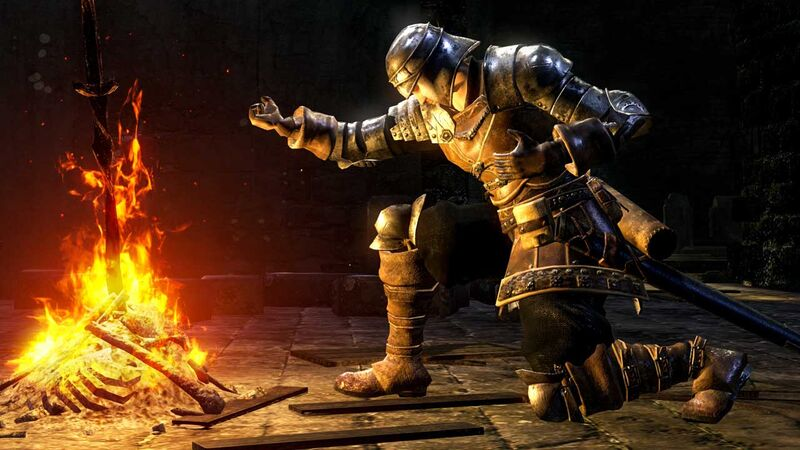 Dark Souls 2 Beta Prepare To Preview: 'Dark Souls Remastered' Is An Authentic Experience For