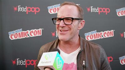 NYCC: Coulson and 'Agents of S.H.I.E.L.D.' Season Four