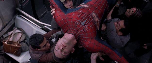 Jesus Spiderman