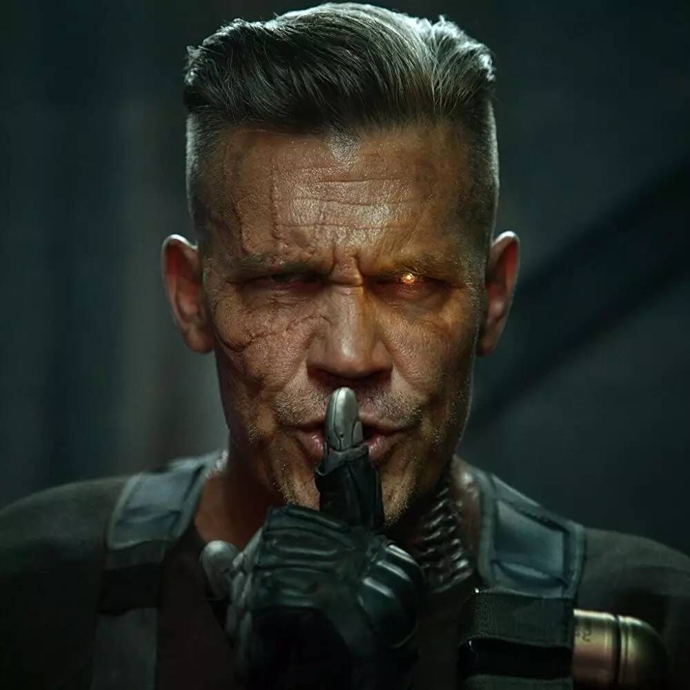 Deadpool 2-Cable